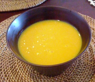 kabocha-soup