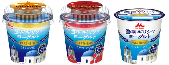 greek yogurt japan