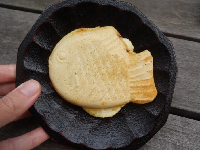 homemade-taiyaki