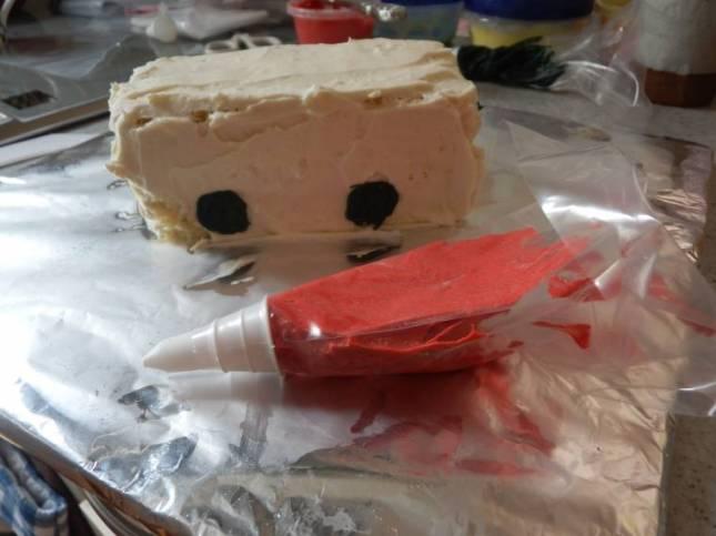 Bus cake 1