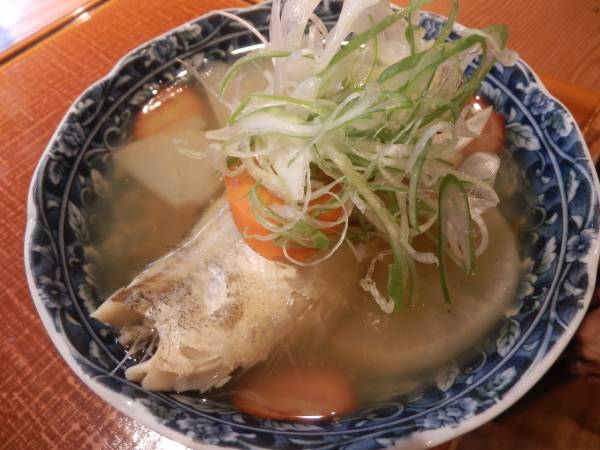japanese whitefish soup