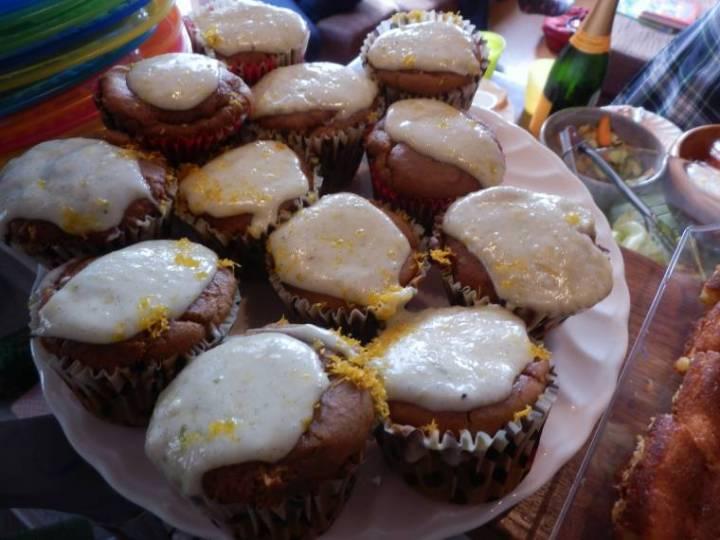 pumkin cupcakes