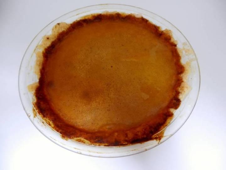 pumpkin kabocha pie